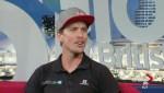 Ultra Marathoner Ryan Sandes