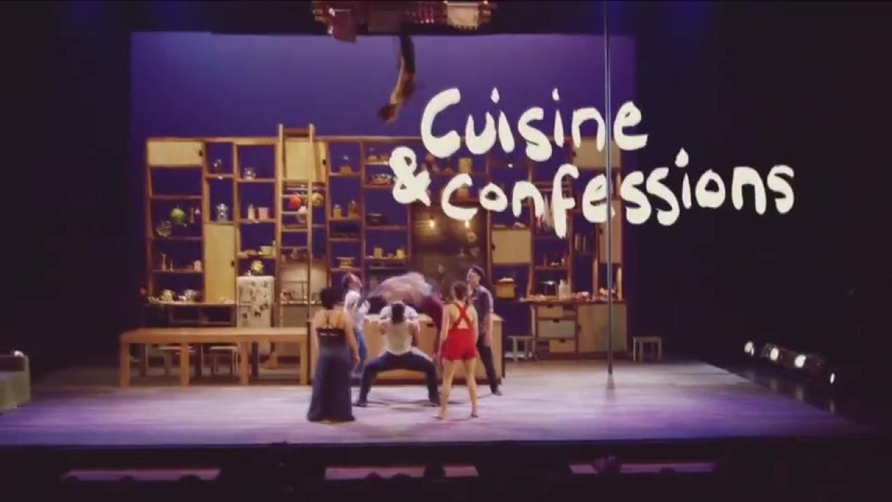 Stage Cuisine Unique Cuisine And Confessions Stage Show Coming To Vancouver