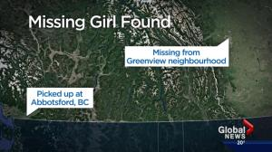 Police 'not sure' why Calgary man allegedly abducted 8-year-old sister