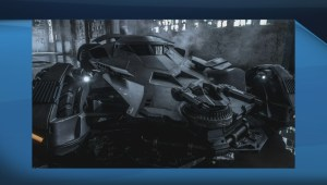 Zack Snyder reveals photo of Batmobile