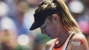 International Tennis Federation slaps 2-year ban on Maria Sharapova over doping