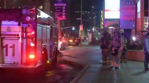1 person dead after fire in downtown Hamilton apartment fire: officials