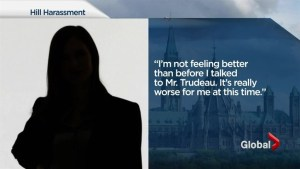 NDP MP regrets revealing sexual misconduct allegations to Trudeau