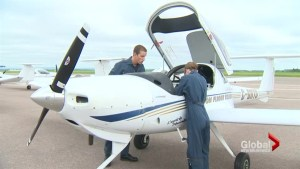 Air Cadets converge on Moncton for elite training