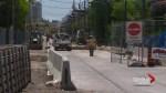 Toronto residents irritated by botch year-long TTC construction