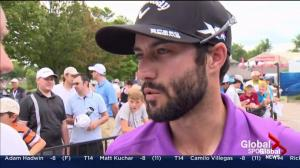 Adam Hadwin reflects on 3rd round of RBC Canadian Open