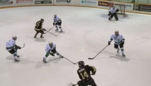 Bisons women's hockey team splits weekend set with Huskies
