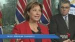 Premier Clark hints at MSP premium changes
