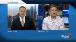 TSX sees major drop as oil prices plummet