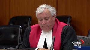 Judge won't allow camera in court for Vader mistrial decision