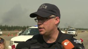 Very few people not wanting to leave their homes at Fort McMurray: RCMP