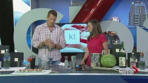 DIY Summer Cocktails with Ki