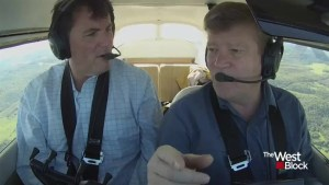 Plane Talk with Dominic LeBlanc: on following in his father's footsteps