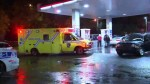 Montreal police arrest 2 men in connection with gas station stabbing