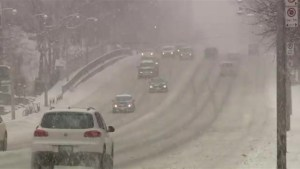 Toronto under special weather statement, 15 cm of snow and winds up to 60 km/h expected