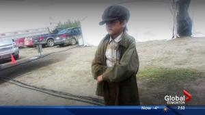 Young Alberta actor plays a role in Kiefer Sutherland film 'Forsaken'