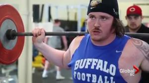 Lions recruit big help for O-line