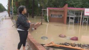 More rain challenges some South Carolina residents to put lives back together