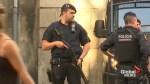 Barcelona van attacker may still be at large: police