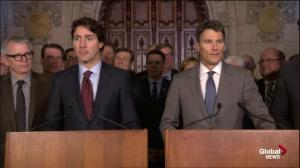 Trudeau: 'Tremendous pleasure' to meet with Big City Mayors