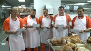 New Mexico inmates celebrate 'The 12 Days of Christmas'