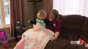'We make blankets for anyone who needs a hug': Moncton volunteers create comfort for children in crisis
