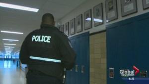 EPS officer's high school calling