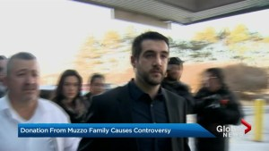 Family of Marco Muzzo donates millions to hospital in Vaughan