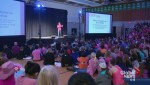 Anti-bullying message spread to Saskatoon students