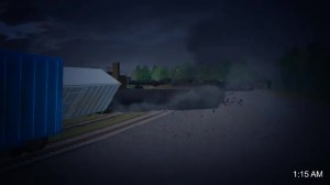 TSB release animation recreating Lac-Megantic train derailment