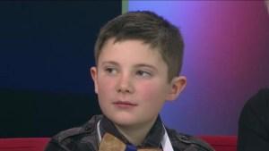 Junior Chef competition: Elliott Ayerst