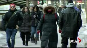 U.S. hit with extreme cold temperatures