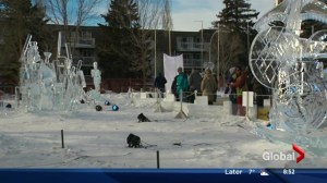 Ice On Whyte festival