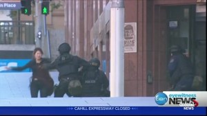 More hostages emerge from Sydney cafe