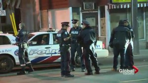 Police investigating double homicide in east-end Toronto