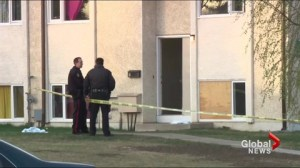 Lethbridge triple homicide victims were stabbed
