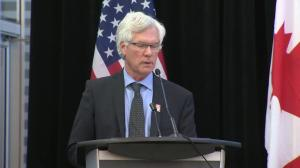 Minister Carr announces an unprecedented level of cooperation between Canada, Mexico, and US on climate change