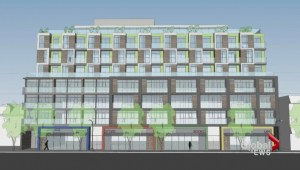 Leslieville residents concerned about proposed condo