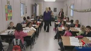 Edmonton Catholic schools face modular shortage