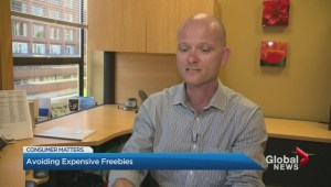 "Consumer Matters: How to avoid expensive online ""freebies"""