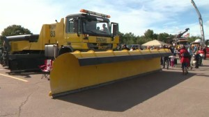 5th annual 'Touch-a-Truck Day' held in Moncton