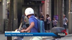 Multiple deaths, dozens injured in Barcelona terror attack