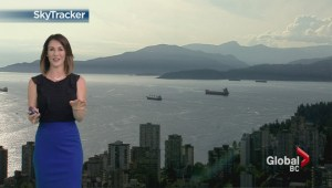 BC Evening Weather Forecast: Jul 6