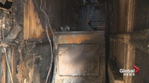 Moncton Fire advising people to be aware of dryer hazards following house fire
