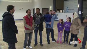 Syrian refugees in New Brunswick help Fort McMurray