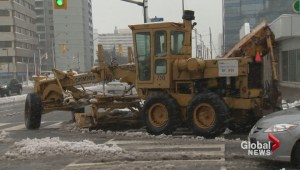 City workers prepare for winter snow removal