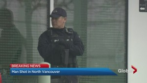 RCMP investigate North Vancouver shooting