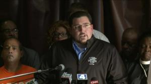 Ferguson mayor questions why National Guard deployment was delayed