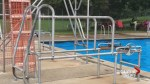 West Island pools take away diving boards