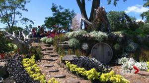 Montreal gets a 'Hobbit'-themed garden